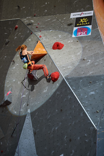 IFSC World Cup Puurs 2015 (LEAD)