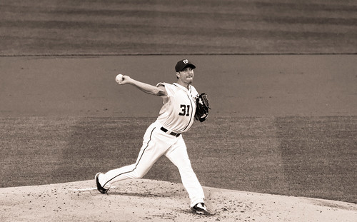 Nationals Ace Max Scherzer by Geoff Livingston