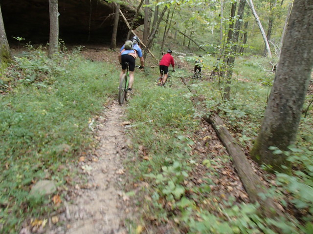 Finally a Good Mountain Bike Ride - Blogs - Pontiac Daily