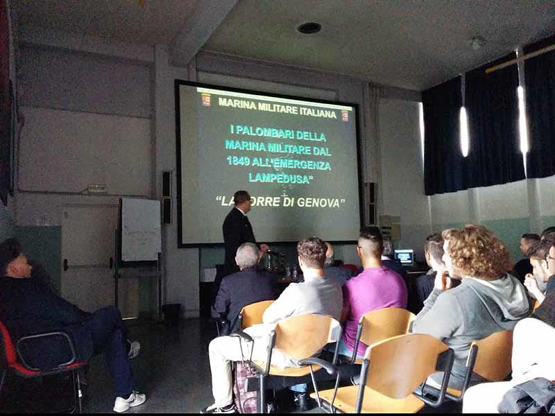 Conferenza COMSUBIN 1