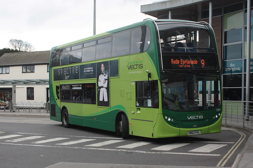 Go South Coast (Southern Vectis) 1589 HW63FHL