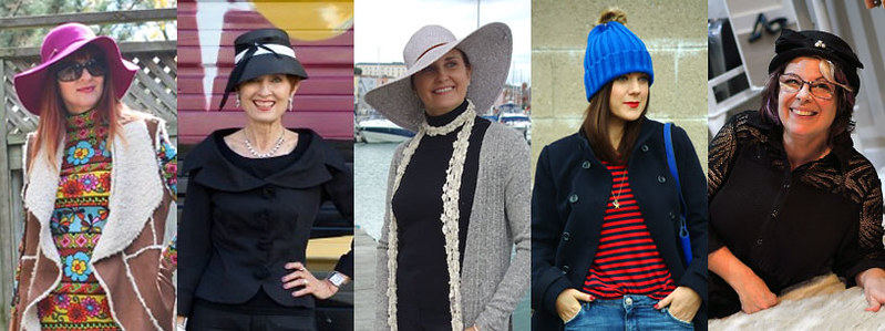 #iwillwearwhatilike | Fashion bloggers in hats