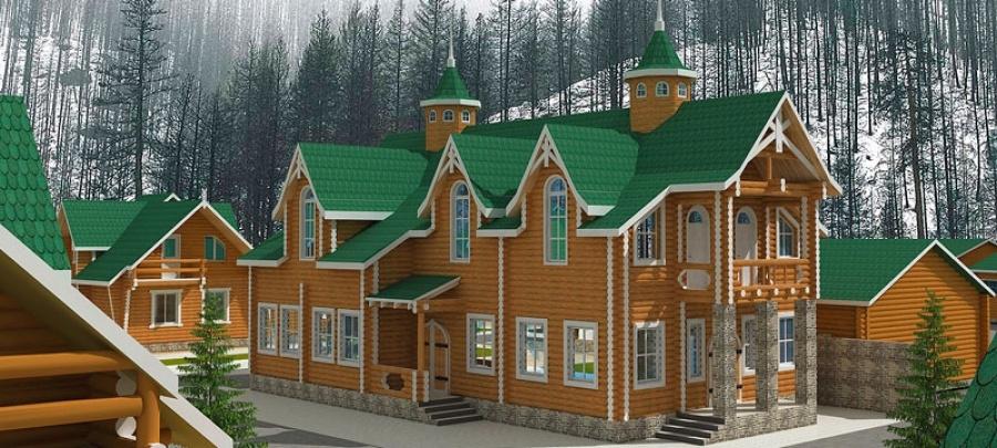 Туристско-рекреационный комплекс «Анастасиевские поляны» будет представлен на форуме «Сочи- 2014»