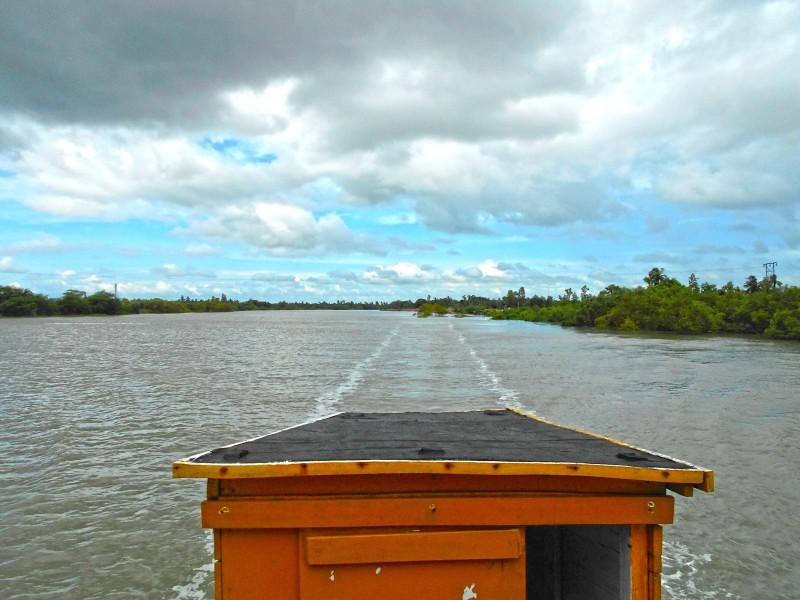 River - Sundarban, India