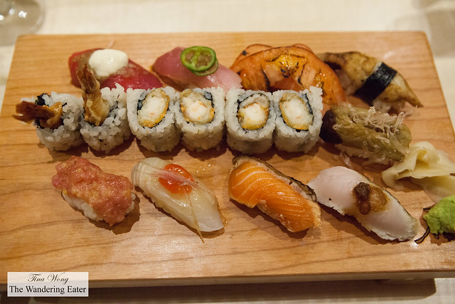 Sushi Special Tray