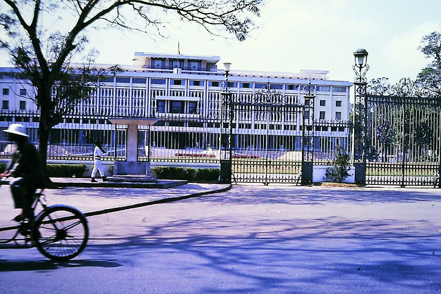 SAIGON 1968 - Dinh Độc Lập - Presidential Palace