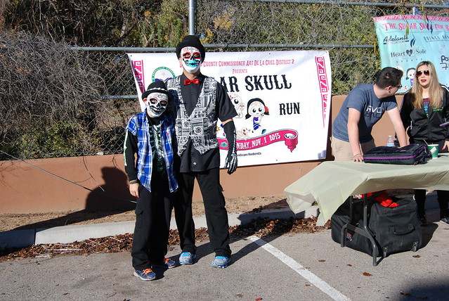 2015 Sugar Skull Fun Run