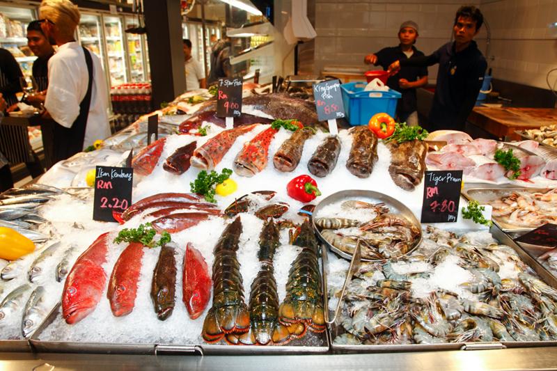 BIG B.I.G. -Fresh-Seafood