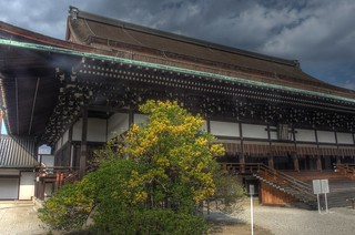 Kyoto Imperial Palace on OCT 30, 2015 (46)