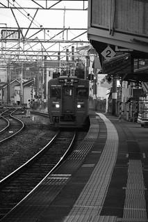 Nobeoka Station on OCT 26, 2015 (2)
