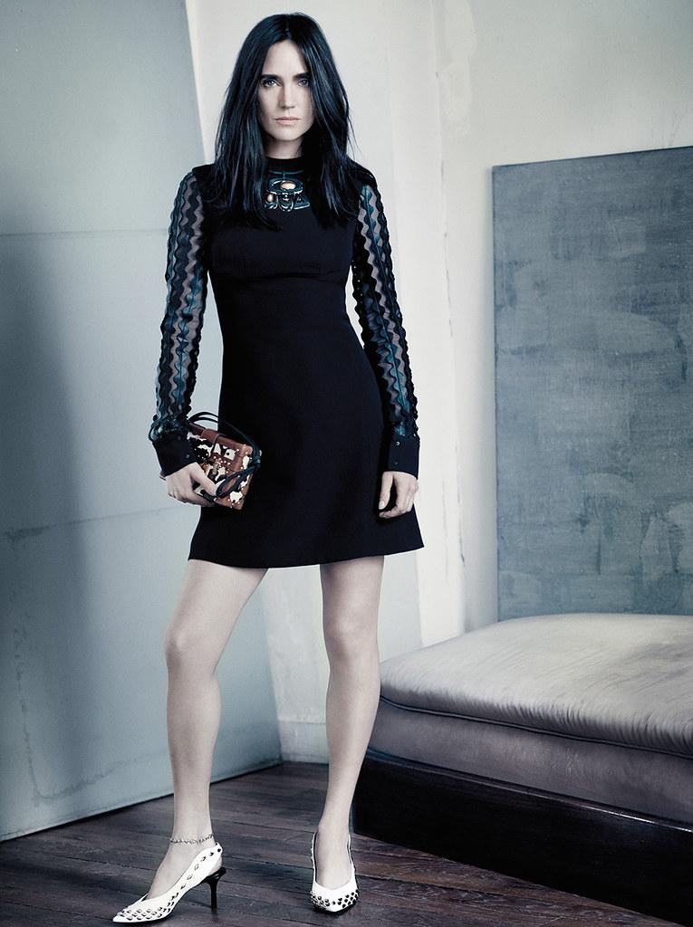 Дженнифер Коннелли — Фотосессия для «Louis Vuitton» 2015 – 5