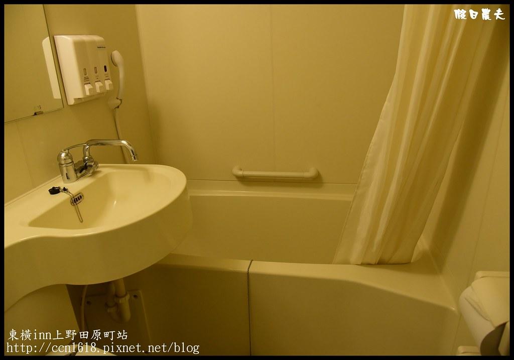 東橫inn上野田原町站DSC_4538(001)
