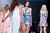 LAFW - Style Fashion Week 2015 - DONNA MIZANI Collection