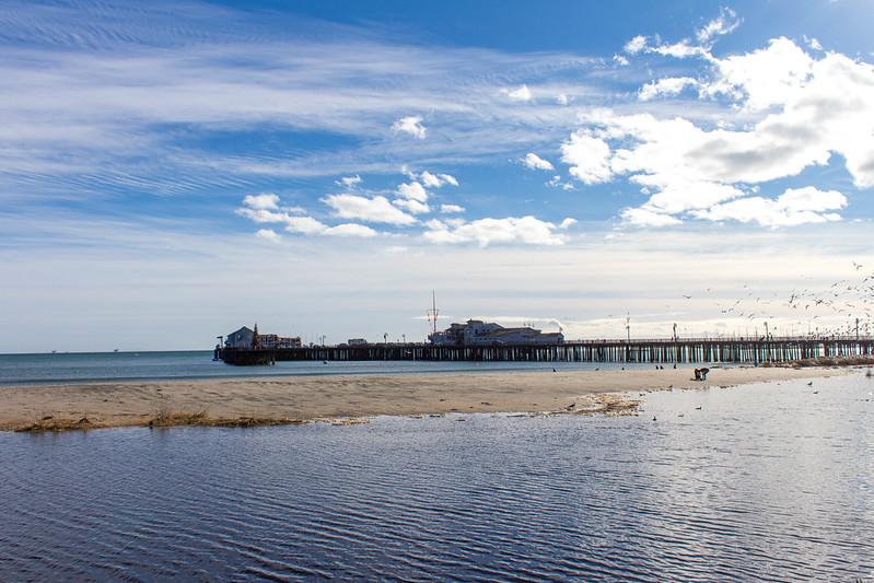 12.24. Santa Barbara. Sterns Wharf