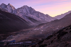 Everest Trek: Lobuche to Kala Pattar to Pangboche