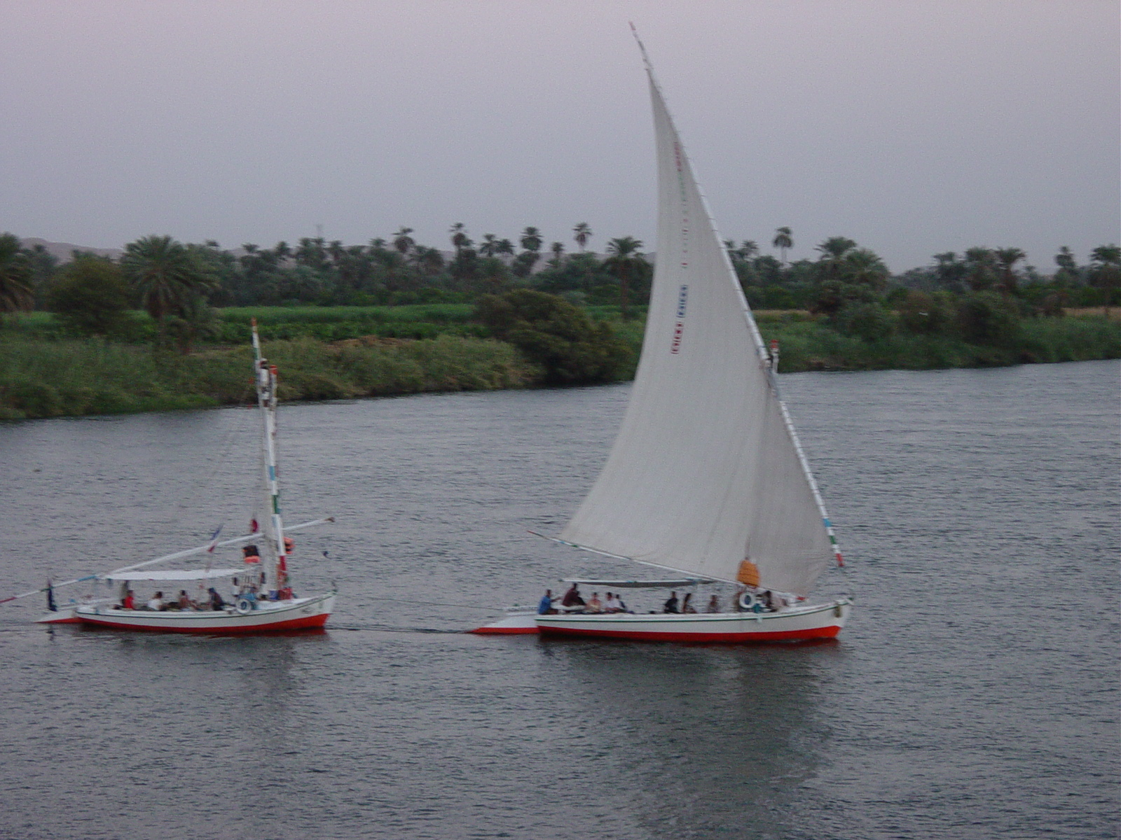Egypte 2002