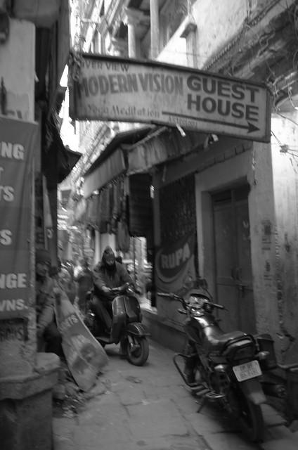 Varanasi (India). 26 Dec 2015