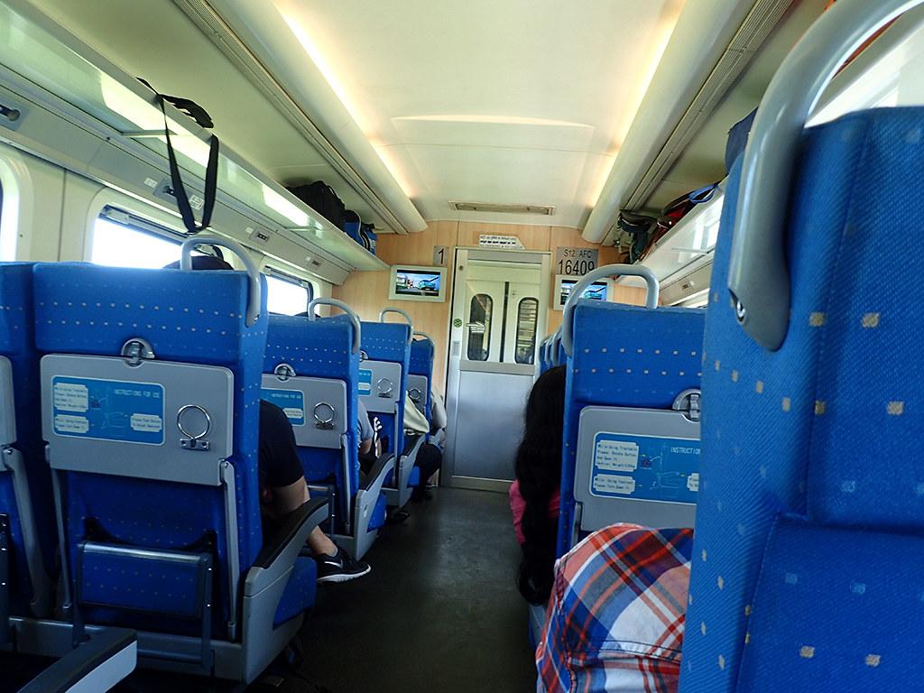 1st Class Travel
