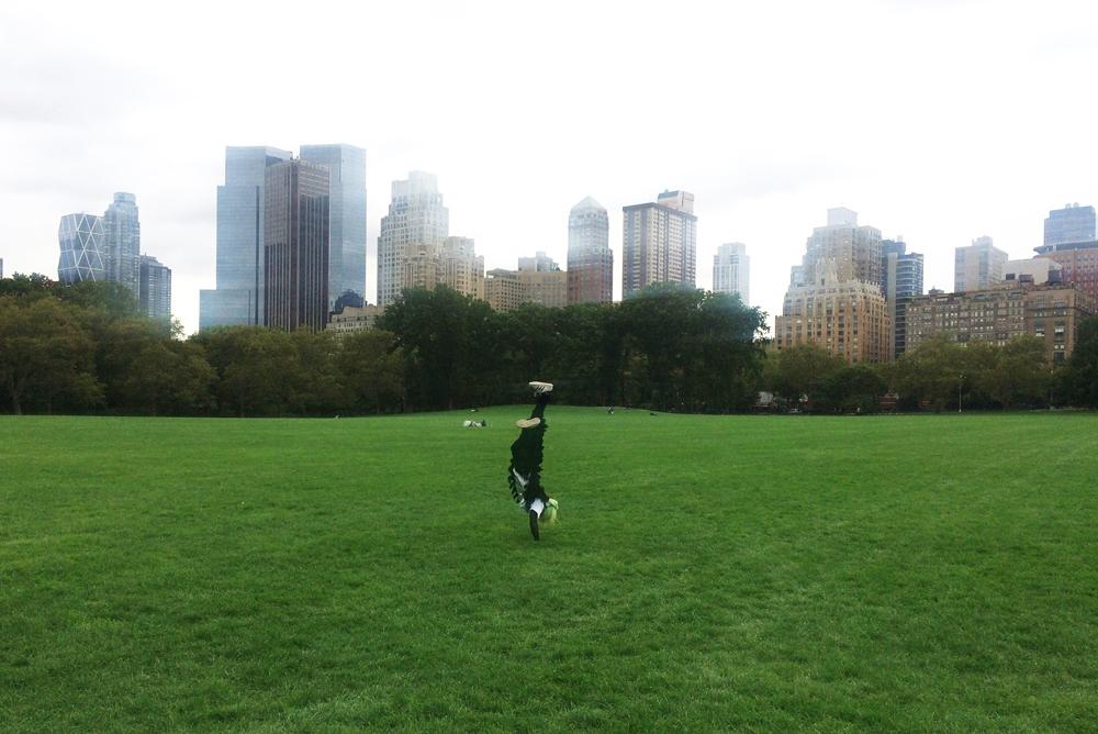 LIΔNΔ ВAΝK$ - Central Park, NYC