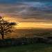 Day's end over the Dartmoor hills_NK2_2813 by Jean Fry