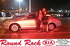 #HappyBirthday to Yunzi from Jenifer Harris at Round Rock Kia!