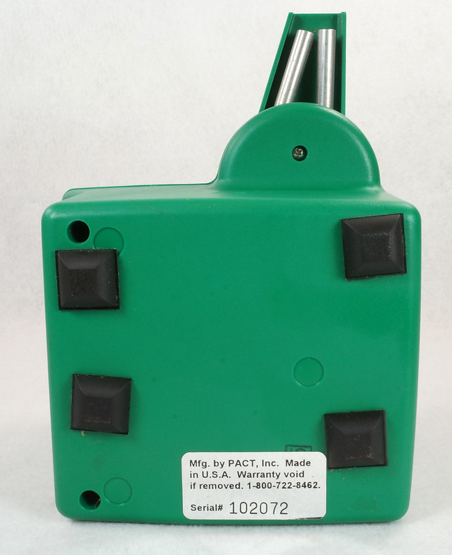 RD14599 RCBS PACT Electronic Digital Precision Powder Dispenser & Scale RD14598 DSC06358