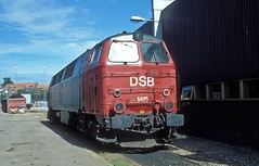 - Dänemark  Dieselloks  1410  bis