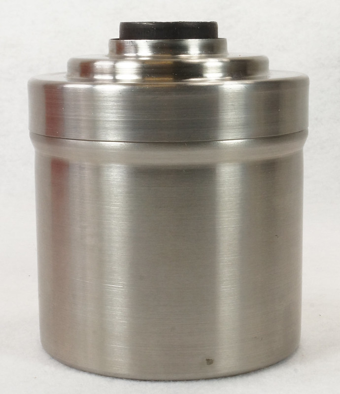 RD14949 Vintage Nikor Stainless Steel Film Developing Tank for 120-620 Film + 2 Reels DSC06713