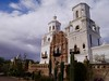 San Xavier del Bac, the oldest European structure in Arizona