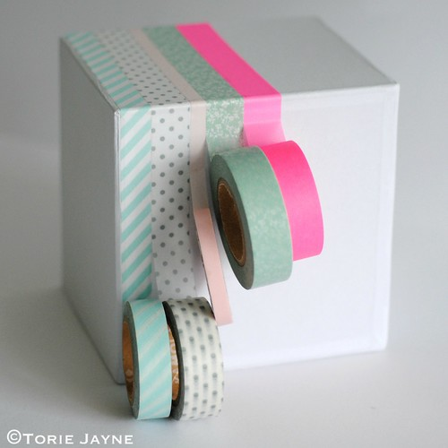 Washi tape box 1