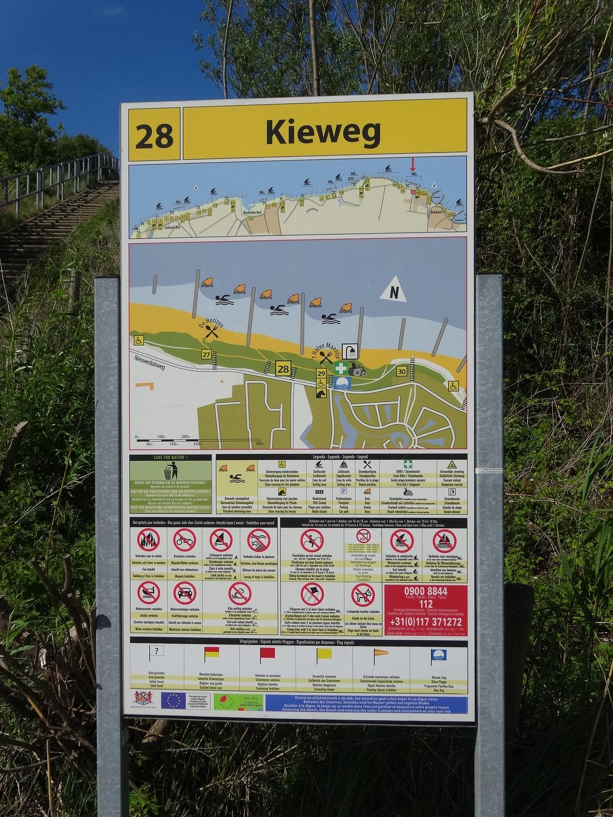 Breskens: Beach Information