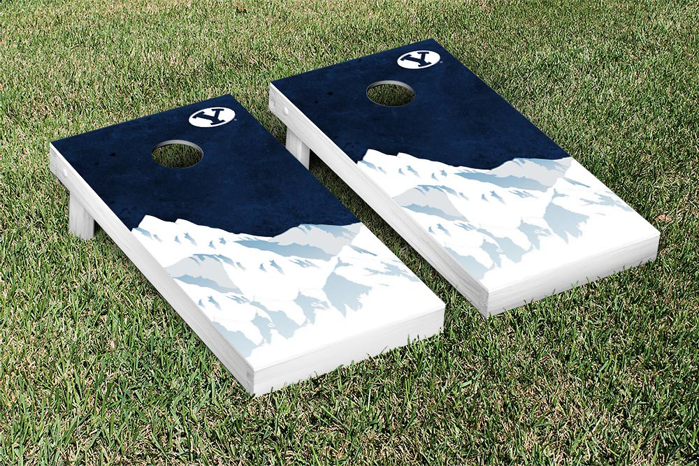 Brigham Young Cougars Snow Version