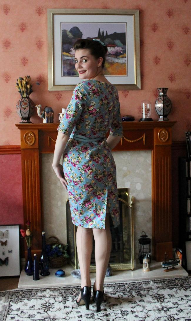 lindy bop doris dress via lovebirds vintage