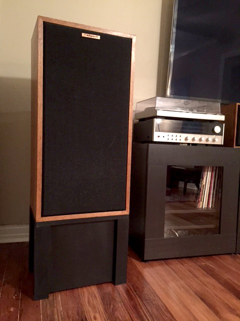 Forte Ii Stands 2 Channel Home Audio The Klipsch Audio