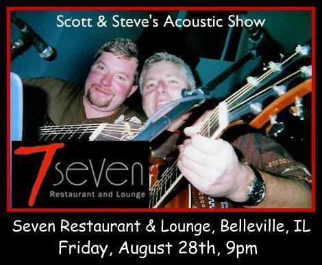 Scott & Steve's Acoustic Show 8-28-15