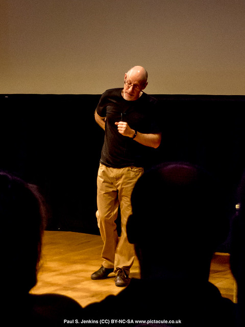 Richard Wiseman - How to be Great - Winchester Discovery Centre