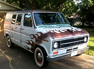 Ford Van with style