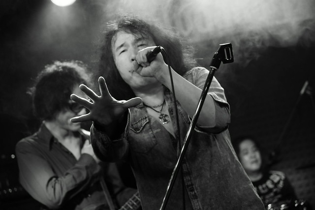 TONS OF SOBS live at Crawdaddy Club, Tokyo, 12 Sep 2015. 464