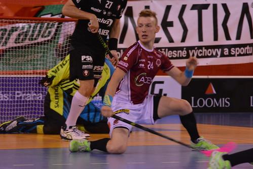 ACEMA Sparta Praha vs. Tatran Omlux Střešovice