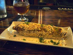 Mexican Street Corn from The Hideaway Lounge at Ea…