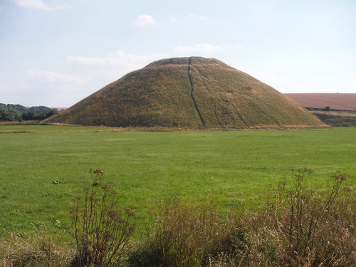 Silbury Hill Close-Up