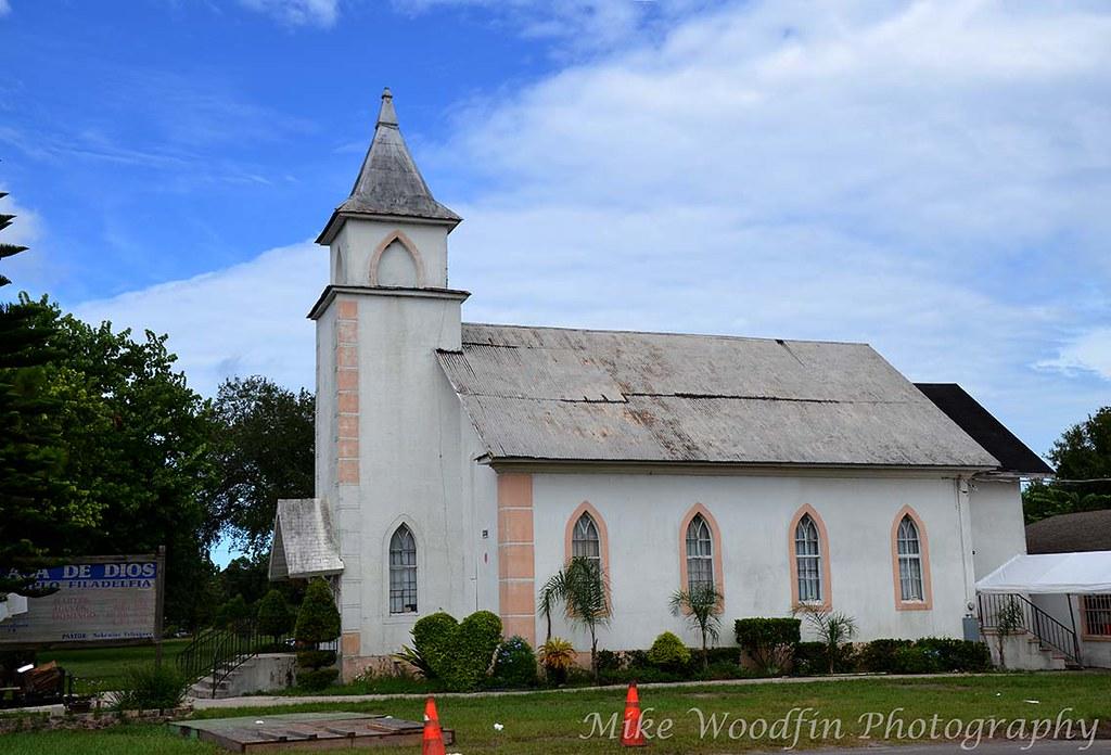 Original 1913 Wimauma, FL Methodist