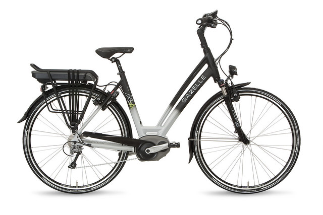 "Gazelle Chamonix T10 • <a style=""font-size:0.8em;"" href=""https://www.flickr.com/photos/ebikereviews/21057781973/"" target=""_blank"">View on Flickr</a>"