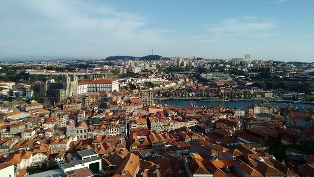 Torre dos clérigos. Porto