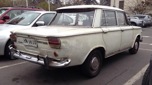 Fiat 1500 - Santiago, Chile