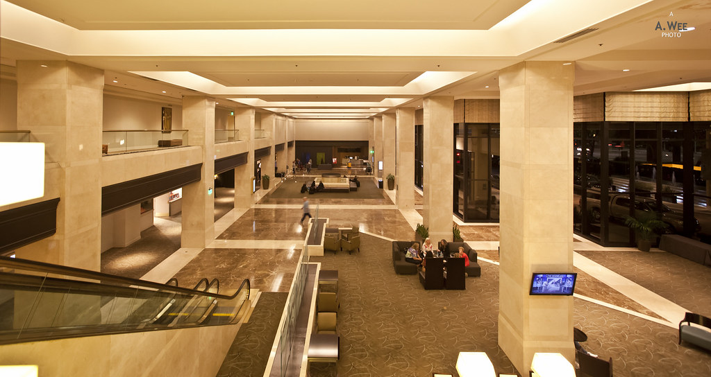 Main Lobby Overview