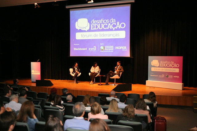 Fórum de Lideranças: Desafios da Educação - Agosto/2015