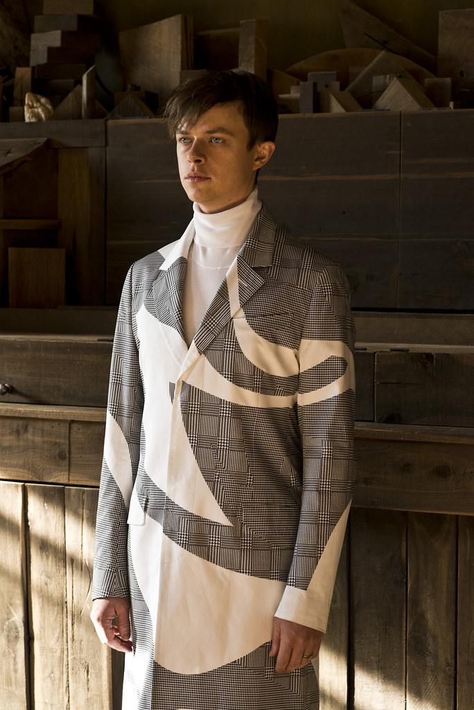 Дэйн ДеХаан — Фотосессия для «Vogue» IT 2015 – 12