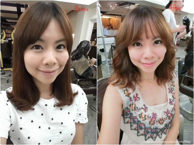 [東區剪髮、燙髮、染髮推薦]GENIC181-被問翻的捲髮造型+空氣感劉海!