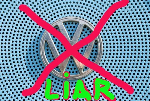 Volkswagen nos cree idiotas
